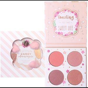 🎉HP🎉Cotton Candy Champagne Blush Palett